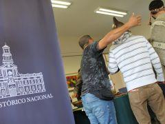 """""""Todos hacemos historia"""": Museo Histórico Nacional visita Instituto Psiquiátrico"""