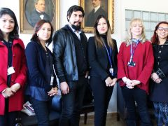 Instituto Nacional de DDHH e Instituto Psiquiátrico inician trabajo conjunto en salud mental