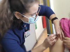 Exitoso operativo: Usuarios hospitalizados del Instituto Psiquiátrico fueron vacunados contra influenza