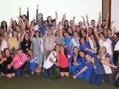 Día de la Mujer: Funcionarias del I. Horwitz participaron en concurrido Conversatorio