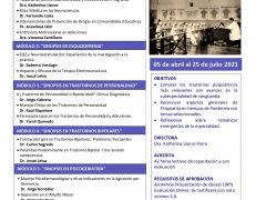Instituto Psiquiátrico Patrocina Capacitación Online de SChSM