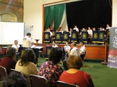 """Comunidad hospitalaria disfrutó """"Concierto de Otoño"""" en el Teatro Grez"""