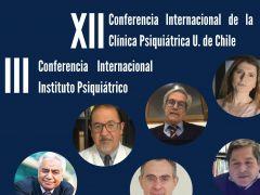 Instituto Horwitz y Clínica Psiquiátrica U. de Chile realizaron exitosa Conferencia Internacional marcada por la contingencia
