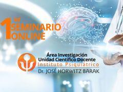 1er Seminario online en Psiquiatría plantea fortalecimiento del Instituto Horwitz como centro investigador